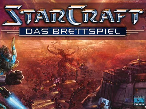 Bild zu Alle Brettspiele-Spiel Starcraft: Das Brettspiel