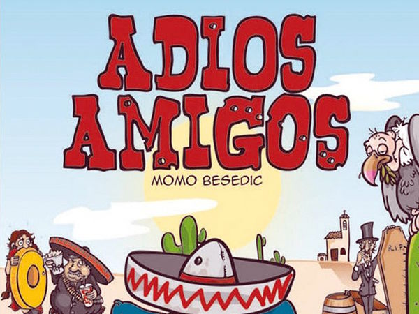 Bild zu Alle Brettspiele-Spiel Adios Amigos