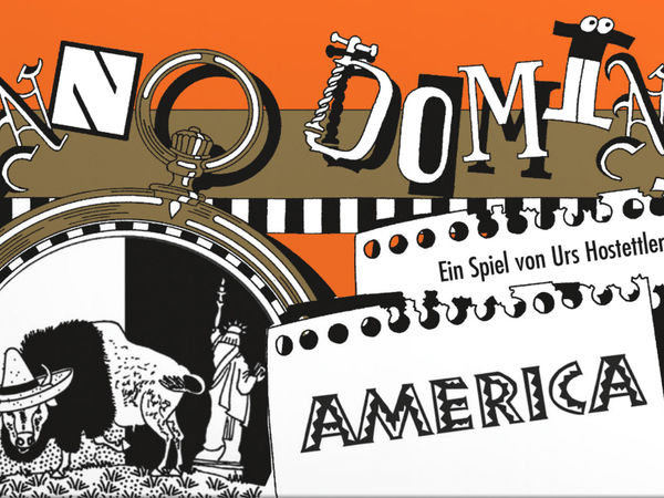 Bild zu Alle Brettspiele-Spiel Anno Domini - America