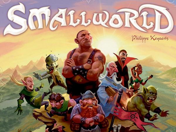 Bild zu Alle Brettspiele-Spiel Small World