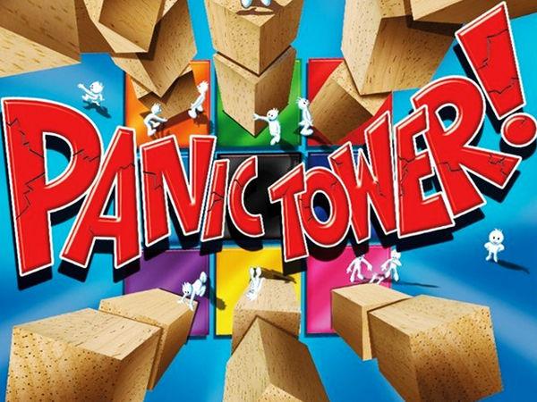 Bild zu Alle Brettspiele-Spiel Panic Tower