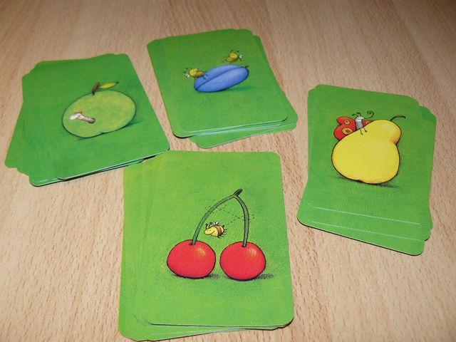 Obstgarten: Das Kartenspiel Bild 1