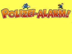 Polizei-Alarm!