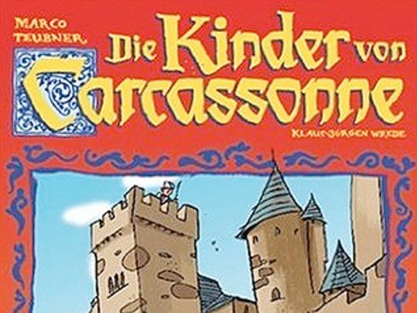 Bild zu Alle Brettspiele-Spiel Die Kinder von Carcassonne