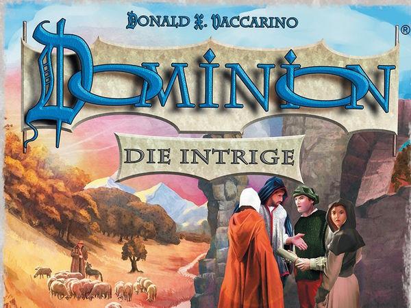 Bild zu Frühjahrs-Neuheiten-Spiel Dominion: Die Intrige