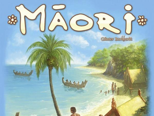 Bild zu Alle Brettspiele-Spiel Maori