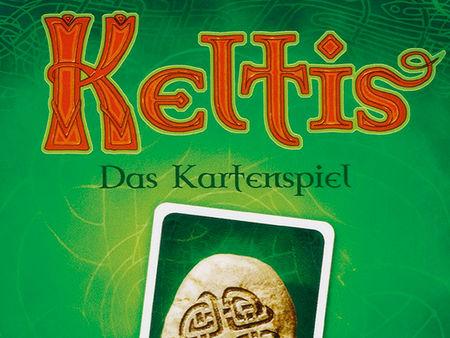 Keltis: Das Kartenspiel