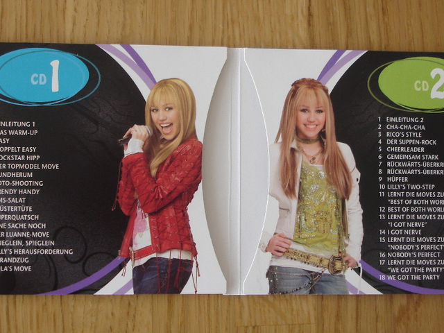 Hannah Montana: Twister Moves Bild 1