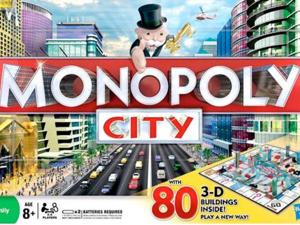 Bild zu Alle Brettspiele-Spiel Monopoly City