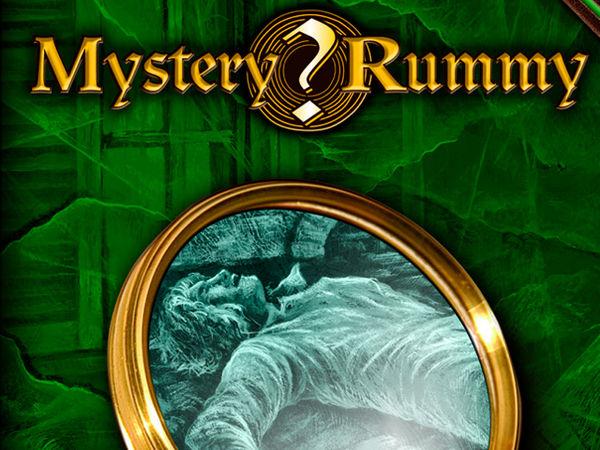 Bild zu Alle Brettspiele-Spiel Mystery Rummy: Fall 2 - Edgar Allan Poe