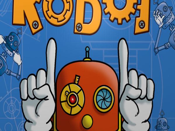 Bild zu Alle Brettspiele-Spiel You Robot