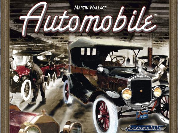 Bild zu Alle Brettspiele-Spiel Automobile