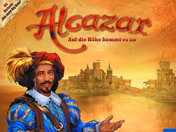 Bild zu Alle Brettspiele-Spiel Alcazar
