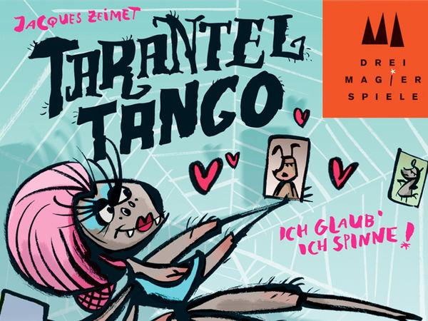 Bild zu Alle Brettspiele-Spiel Tarantel Tango