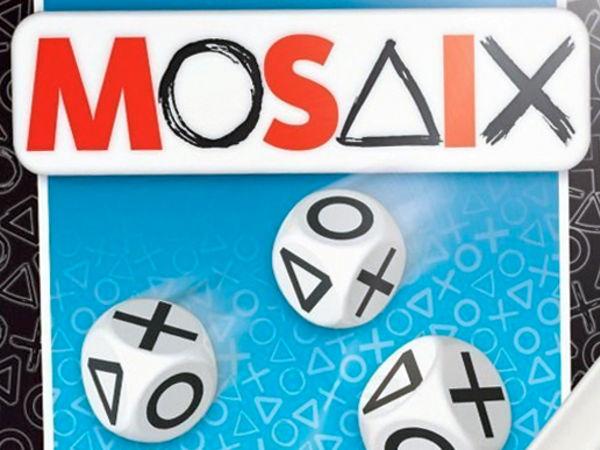 Bild zu Alle Brettspiele-Spiel Mosaix