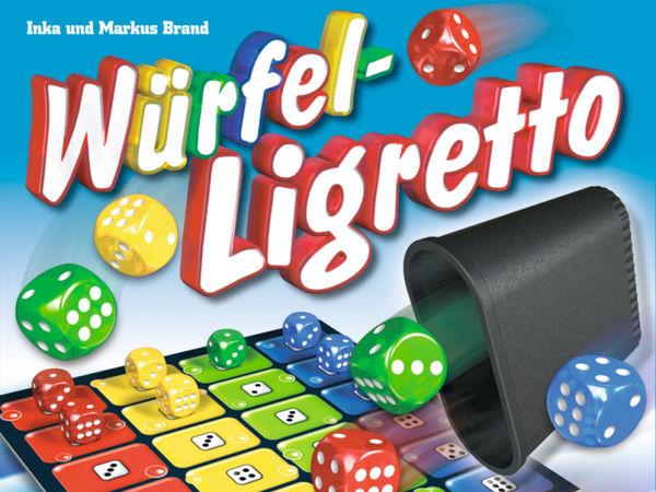 Bild zu Alle Brettspiele-Spiel Würfel-Ligretto