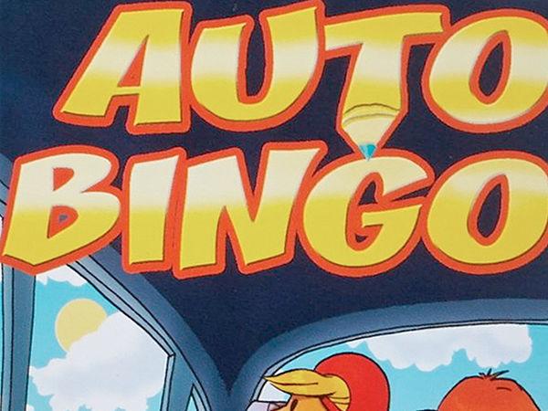 Bild zu Alle Brettspiele-Spiel Auto-Bingo