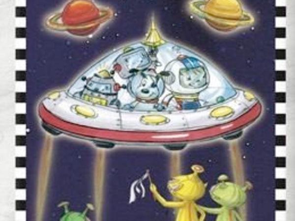 Bild zu Alle Brettspiele-Spiel Joe-Mo - Unterwegs im Weltall