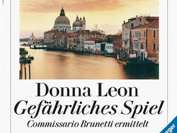 Bild zu Alle Brettspiele-Spiel Donna Leon: Gefährliches Spiel