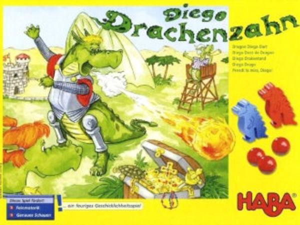 Bild zu Alle Brettspiele-Spiel Diego Drachenzahn