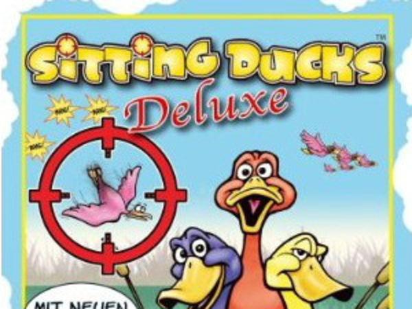 Bild zu Alle Brettspiele-Spiel Sitting Ducks Deluxe