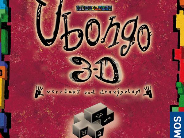 Bild zu Alle Brettspiele-Spiel Ubongo 3D
