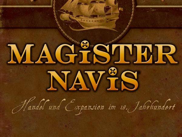 Bild zu Alle Brettspiele-Spiel Magister Navis