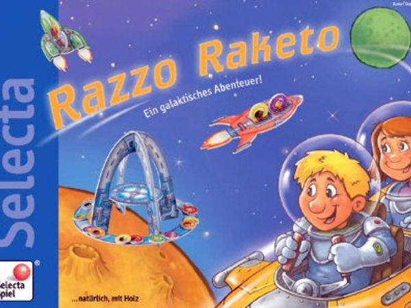 Bild zu Alle Brettspiele-Spiel Razzo Raketo