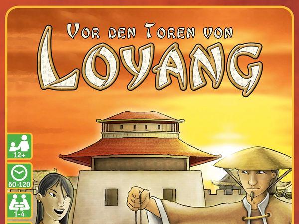 Bild zu Alle Brettspiele-Spiel Vor den Toren von Loyang