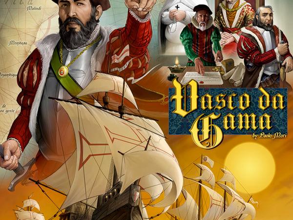 Bild zu Alle Brettspiele-Spiel Vasco da Gama