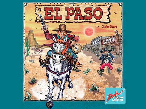 Bild zu Alle Brettspiele-Spiel El Paso