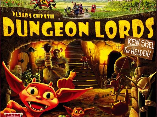 Bild zu Alle Brettspiele-Spiel Dungeon Lords