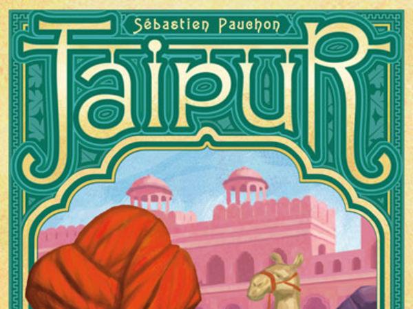 Bild zu Alle Brettspiele-Spiel Jaipur