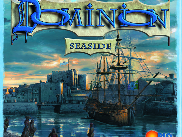 Bild zu Frühjahrs-Neuheiten-Spiel Dominion: Seaside