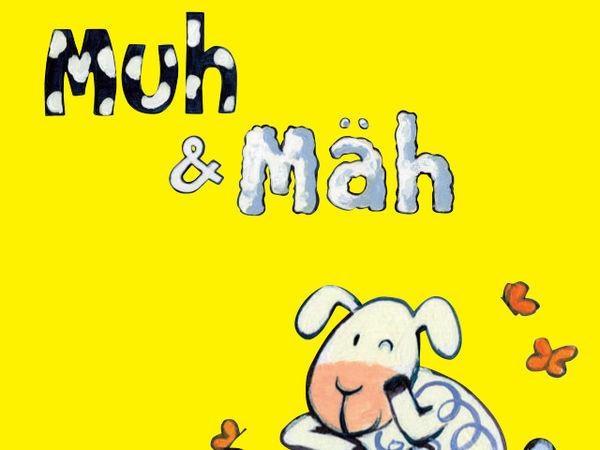 Bild zu Alle Brettspiele-Spiel Muh & Mäh