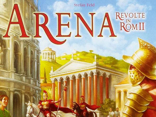 Bild zu Alle Brettspiele-Spiel Arena: Revolte in Rom II