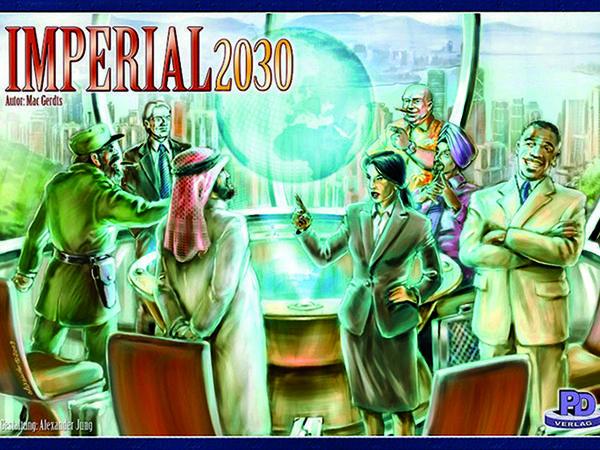 Bild zu Alle Brettspiele-Spiel Imperial 2030