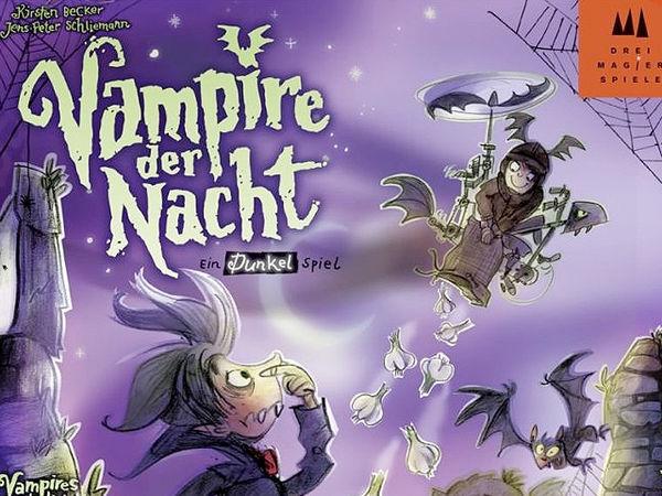Bild zu Alle Brettspiele-Spiel Vampire der Nacht