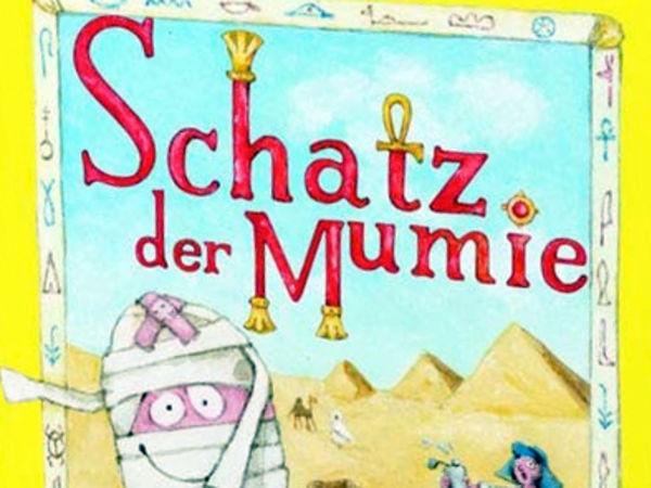 Bild zu Alle Brettspiele-Spiel Schatz der Mumie