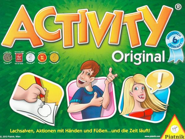 Bild zu Alle Brettspiele-Spiel Activity Original