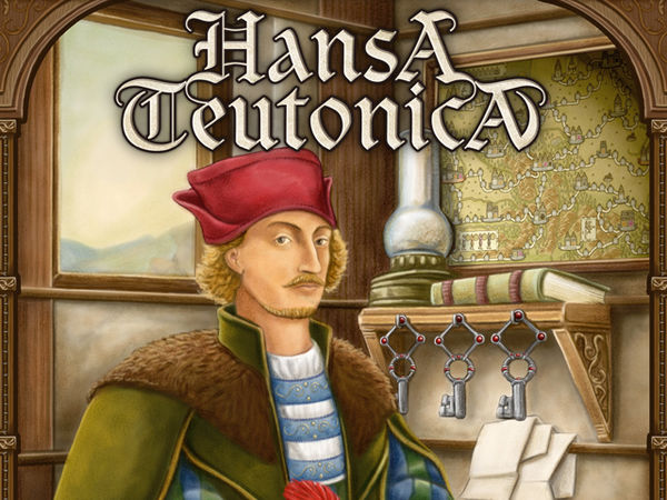Bild zu Alle Brettspiele-Spiel Hansa Teutonica