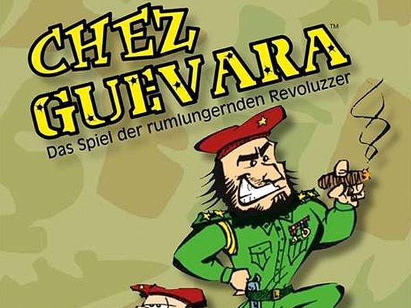Bild zu Alle Brettspiele-Spiel Chez Guevara