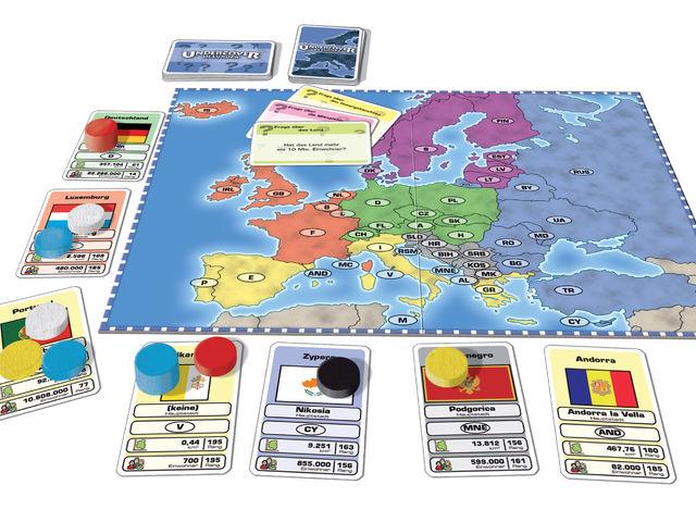 Undercover in Europa Bild 1