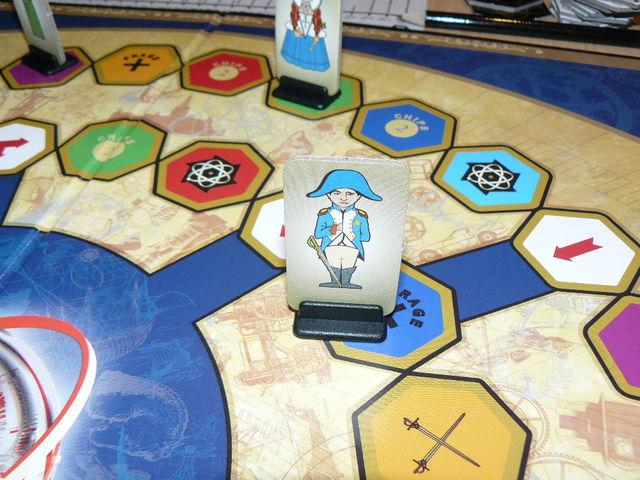 About Time - Das Zeit-Spiel Bild 1