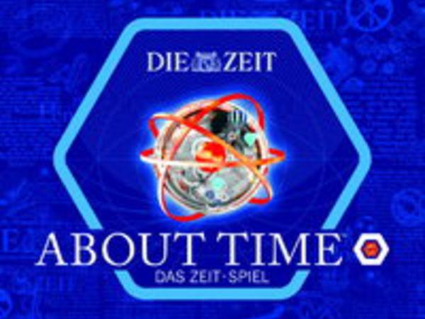 Bild zu Alle Brettspiele-Spiel About Time - Das Zeit-Spiel