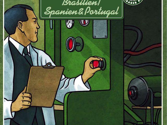 Funkenschlag - Erweiterung Brasilien/Spanien & Portugal Bild 1