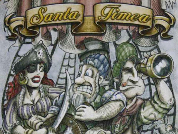 Bild zu Alle Brettspiele-Spiel Santa Timea