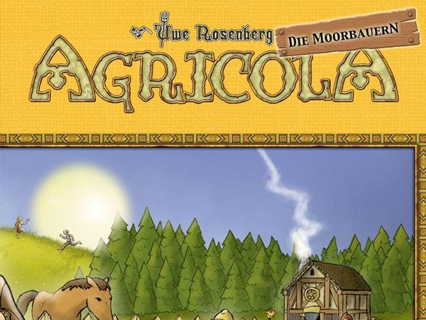 Bild zu Alle Brettspiele-Spiel Agricola: Die Moorbauern