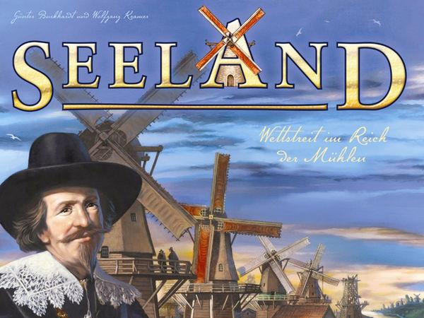 Bild zu Alle Brettspiele-Spiel Seeland