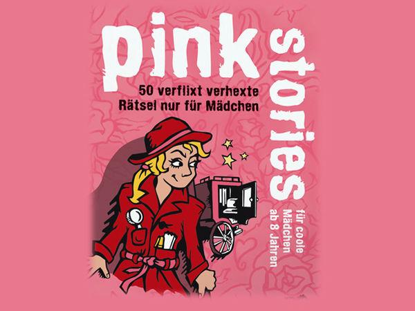 Bild zu Alle Brettspiele-Spiel Pink Stories